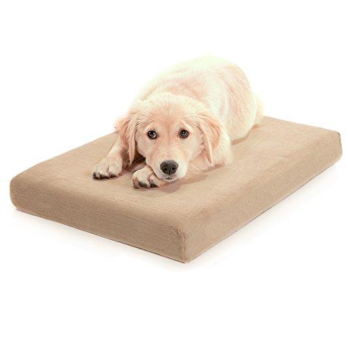 Milliard Premium Orthopedic Memory Foam Dog Bed...