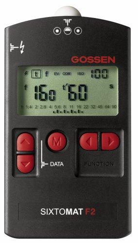 Gossen GO H264A Sixtomat F2 Light Meter