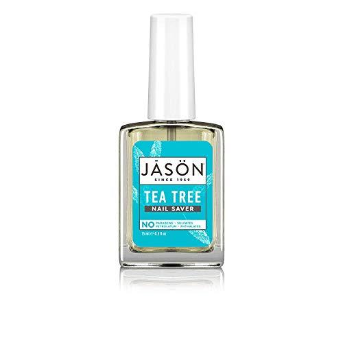 Jason Nail Saver, Tea Tree, 0.5 Oz