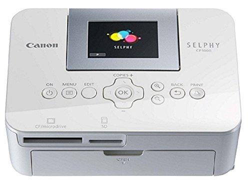 Canon Selphy CP1000 Stampante Fotografica Compatta...