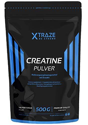 XTRAZE® Créatine Monohydrate en Poudre...