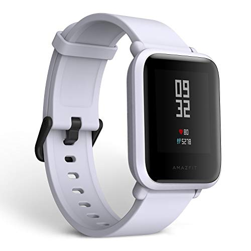 Xiaomi Bip A1608 Smartwatch with Bluetooth / GPS - White