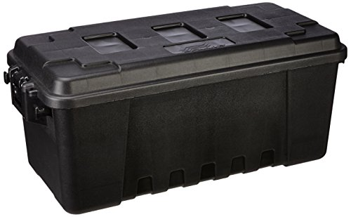 Plano Storage Trunk - 68 Quart (1719) - Black