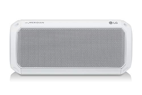 LG PK3 Xboom Go Bluetooth-Party-Lautsprecher One Size weiß
