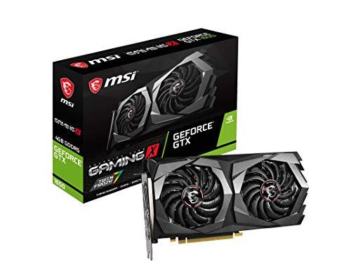 MSI Nvidia GTX1650 Gaming X 4G Fan PCI Express scheda grafica