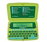Lexibook-SCR8FR Dictionnaire électronique Officiel du Scrabble ODS8, Larousse...