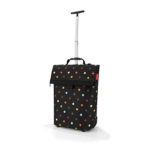 Reisenthel trolley M Einkaufstasche, Polyester, dots, One Size