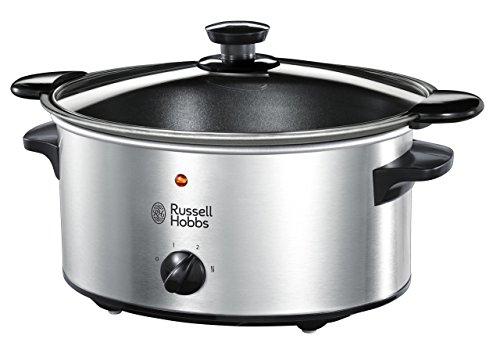 Russell Hobbs Cook@Home - Olla de Cocción Lenta (Cocina Lenta,...