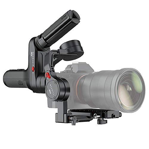 Zhiyun Weebill ZHI5340 Lab Stabilizzatore Gimbal Reflex, 3 Assi Fotocamera Gimbal Stabilizzatore, Stabilizzatore Reflex Tre Assi, Gimbal Stabilizzatore per Dslr e Mirrorless Fotocamera Fino a 3Kg