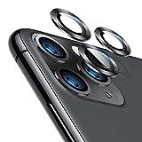 TORRAS iPhone 11 Pro/iPhone 11 Pro Max 用カメラフィルム レンズ保護/アルミ合金+9Hガラス/……