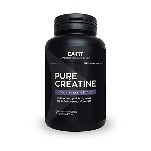 EAFIT Pure Créatine - 90 Gélules -...