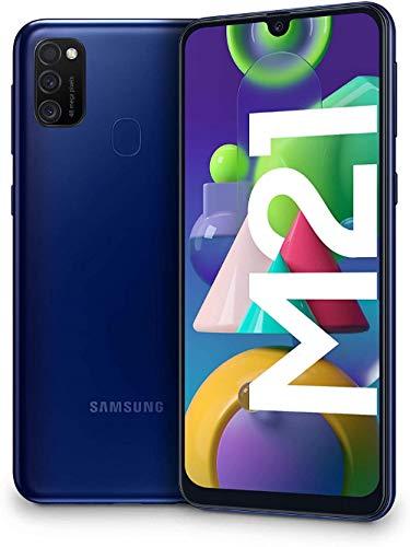 SAMSUNG Galaxy M21 - Smartphone Dual SIM de 6.4' sAMOLED...
