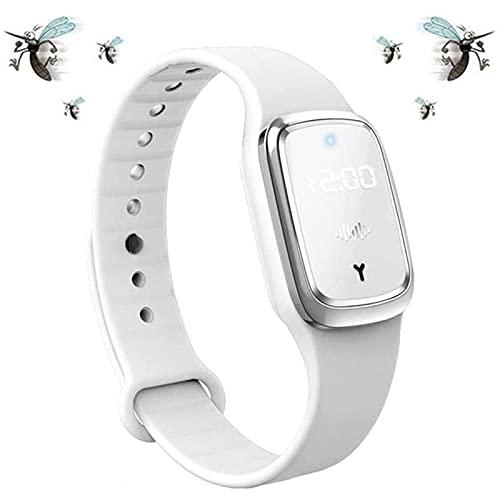 Bracelet épulsif Anti-moustiques Ultrasonique, BraceletAnti-Insectes...