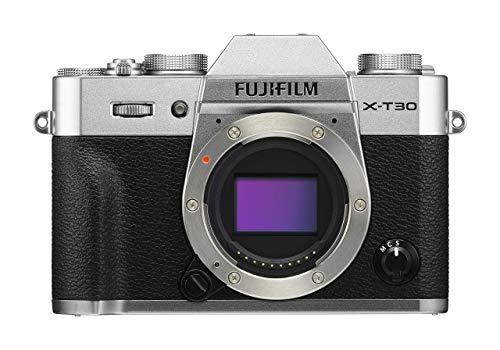 FUJIFILM ミラーレス一眼カメラ X-T30ボディ シルバー X-T30-S