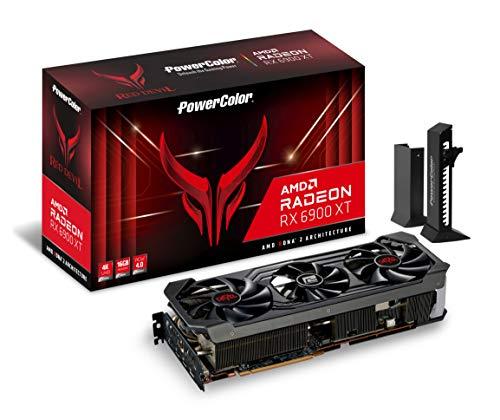 Power Color AMD Radeon RX6900XT搭載 グラフィックボード GDDR6 16GB 【国内正規代理店品】