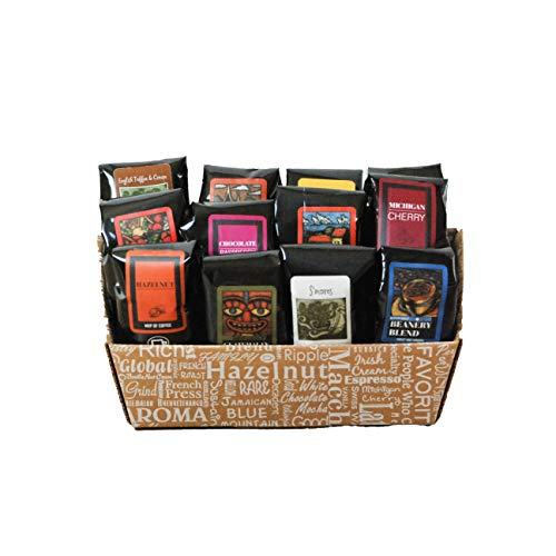 Indulgent Coffee Selection Gift Box | 100% Specialty Arabica...