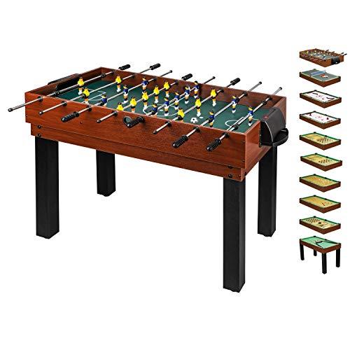 1PLUS umfangreicher Multifunktionsspieltisch...