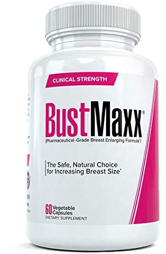 Bustmaxx: Most Trusted Breast Enhancement Pills, 60 Caps