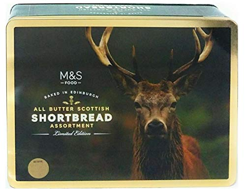 Marks and Spencer M&S Limited Edition All Butter Scottis