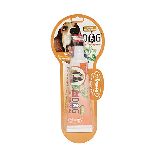 EZ Dog Toothpaste for Dogs | Dental Care for Dogs...
