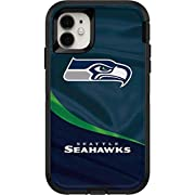 INCLUDES SKIN ONLY. DOES NOT INCLUDE OTTERBOX CASE Officially licensed NFL product made from Premium 3M Vinyl Industry-leading 3D vivid color vinyl print technology for a long lasting Seattle Seahawks design Each Seattle Seahawks skin is guaranteed n...