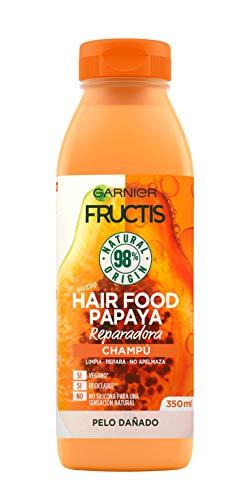 Garnier Fructis Hair Food Champú de Papaya Reparadora para