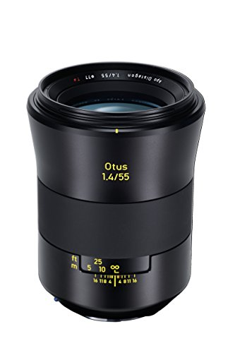 Carl Zeiss 単焦点レンズ Otus 1.4/55 ZE  フルサイズ対応 831551