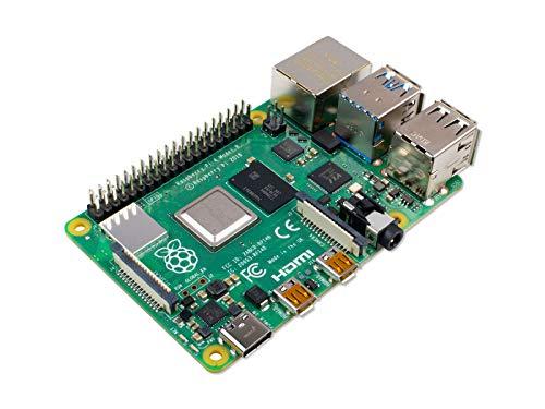 RASPBERRY PI 4 Modell B 4GB ARM-Cortex-A72 4X 1,50...