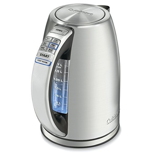 Cuisinart CPK-17 PerfecTemp 1.7-Liter Stainless Steel...