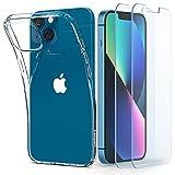 iPhone 13 Hülle von Spigen [mit Panzergläsern]