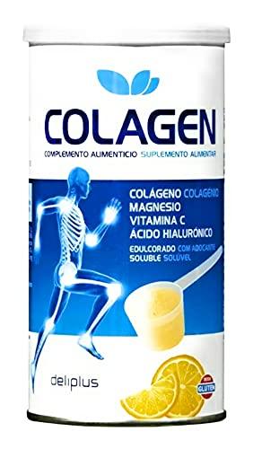 Colágeno Sabor Limon Deliplus Complemento Alimenticio 250 G