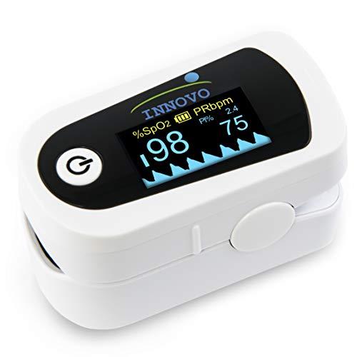 Innovo Premium iP900BP Fingertip Pulse Oximeter