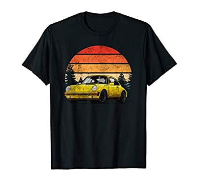 Retro Sunset Classic sports car part. Anniversary Birthday gift for men 40th 50th 60th Birtday. German, Japan sports cars, horsepower, tuner, oldschool. Great for mechanics, dad, father, grandpa, welder, painter, locksmith, I'm not old I'm Classic Vi...