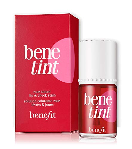 Benefit Cosmetics Benetint Rose Tinted Lip & Cheek Stain,...