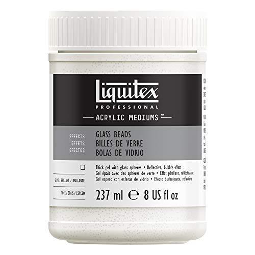 Liquitex aditivo - Médium gel de efecto microesferas de vidrio Professional, 237 ml
