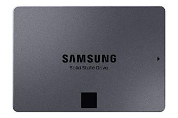 Samsung SSD interne 860 QVO 2.5'' SATA (2 TERA) - MZ-76Q2T0BW