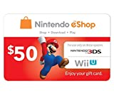 Nintendo Prepaid eShop $20 for 3DS or Wii U (Video Game)