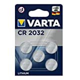 Lot de 5 VARTA Professional CR2032 3V pile au lithium CR 2032