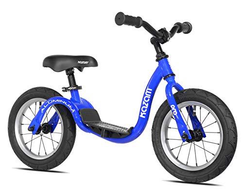 KaZAM Pro Alloy No Pedal Balance Bike Blue