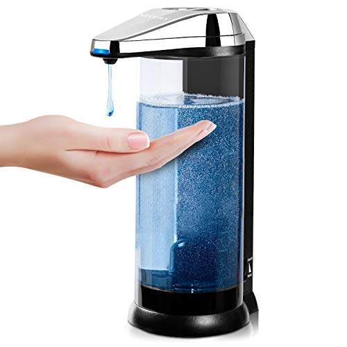 41WEycxFm7L - 7 Best Automatic Hand Soap Dispensers That Make Hand Washing a Delight