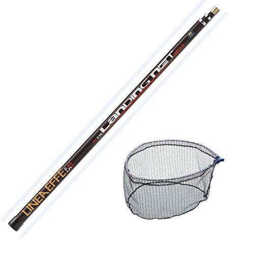 Evo fishing Kit Guadino Manico 4.20 Mt + Testa Gommata 52 x 58
