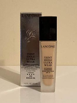 Lancôme Teint Idole Ultra 24h Wear & Comfort Retouch-free Divine Perfection Foundation - Oil-free. Fragrance-free SPF 15 (330 Bisque N)