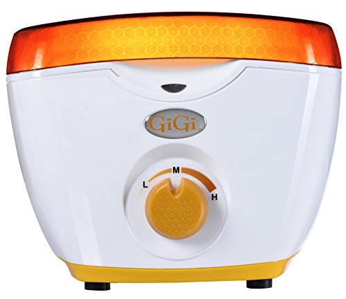 GiGi Mini Honee Warmer for Hair Removal/Waxing for 5 oz wax cans