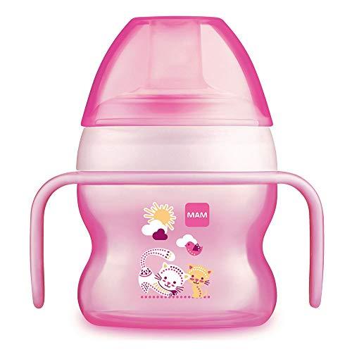 Copo Infantil Starter, MAM, Rosa