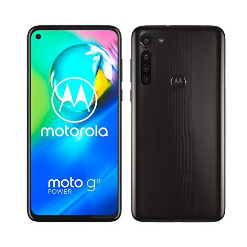 Motorola Moto G8 Power (Pantalla de 6,4' FHD+ o-notch, procesador...
