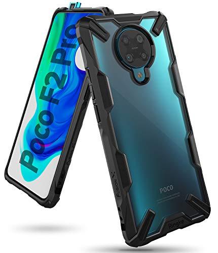 【Ringke】Xiaomi Redmi K30 Pro/Poco F2 Pro ケース ストラップホール アーマー ケース [米軍MIL規格取得]...