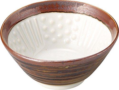 宗峰窯 鉢 さび巻 納豆鉢 中 φ13.4×6cm 040-42-683
