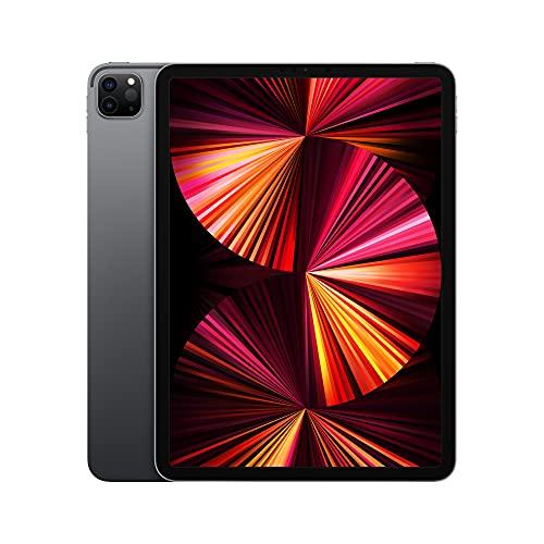 2021 Apple iPadPro (de 11Pulgadas, con Wi-Fi, 128GB) - Gris...