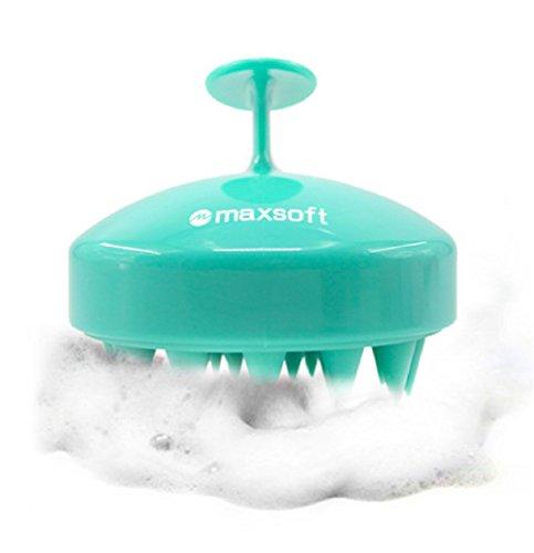Hair Scalp Massager Shampoo Brush, MAXSOFT Scalp...