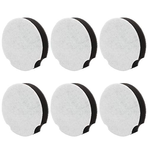 6 Pack Replacement Filter Compatible with Bissell PowerForce...